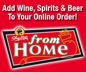Add wine to ShopRite From Home