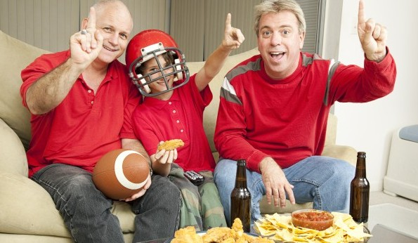 Food and Drink for the Big Game Day