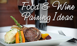 Food & Wine Pairing Ideas