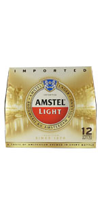 Amstel Light 24 Pack Bottles