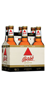 Bass Ale 6 Pack Bottle
