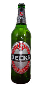 Becks 22oz Bottle