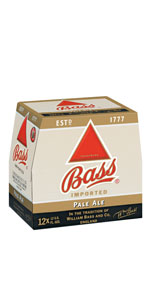 Bass Ale 24 Pack Bottles