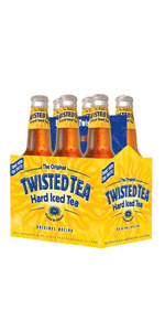 Twisted Tea 6 Pack Bottles