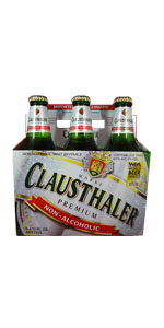 Clausthaler Non Alcohol 12oz 6 Pack Bottles