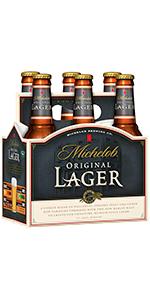 Michelob 6 Pack Bottles 12oz