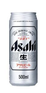 Asahi 33.8 oz Can
