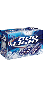 Bud Light 30 Pack Cans