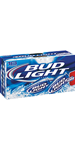 Bud Light 18 Pack Cans