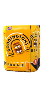 Boddington 16oz Cans 4 Pack