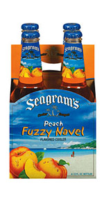 Seagrams 4 Pack Fuzzy Navel