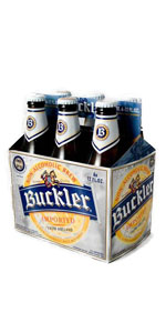 Buckler 12oz Bottle 6 Pack Non Alcoholic
