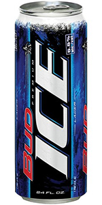 Bud Ice 24oz Can
