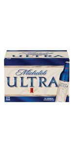 Michelob Ultra Loose Case 24 Pack Bottles