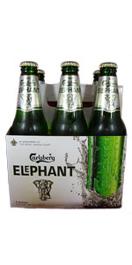 Carlsberg Elephant 6 Pack Bottles