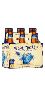 Wild Blue Blueberry 6 Pack Bottles