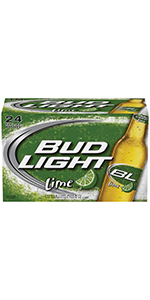 Bud Light Lime 24 Pack Bottles