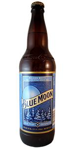 Blue Moon 22oz Bottle