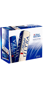 Michelob Ultra 30 Pack Cans