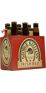 Killian Irish Red 6 Pack Bottle
