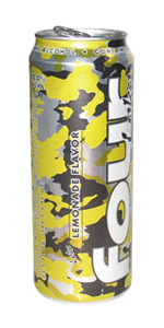 Four Loko Lemonade 23.5oz Can