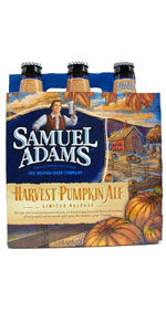 Sam Adams Pumpkin 6Pack