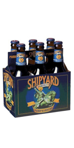 Shipyard Pumpkinhead 6 Pack Bottles