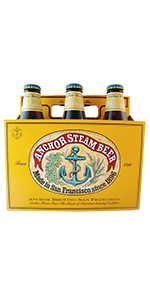 Anchor Steam 6 Pack Bottles