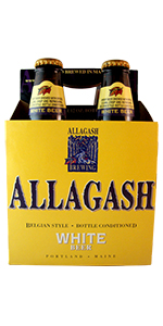 Allagash White 4 Pack Bottles
