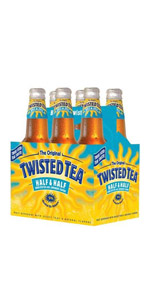 Twisted Tea Half & Half 6 Pack Bottles