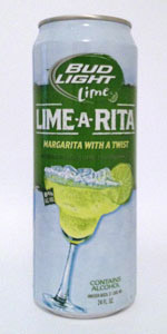 Bud Light Lime-A-Rita 24 oz Can
