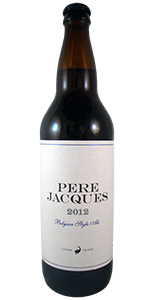 Pere Jacques 22oz Bottle Goose Island