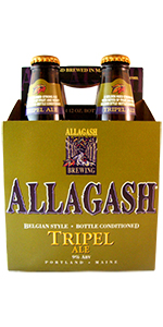 Allagash Tripel 4 Pack Bottles