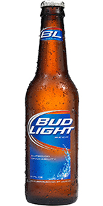 Bud Light Single 18oz