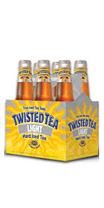 Twisted Tea Light 6 Pack Bottle