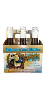 Augustiner Brau Edelstoff 6 Pack Bottles