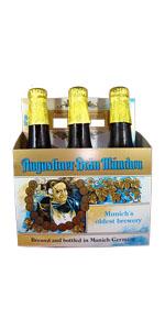 Augustiner Brau Maximator 6 Pack Bottles
