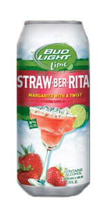 Bud Light Lime Strawberita 24oz