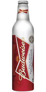 Budweiser 16 Oz Bottles 6 Pack Missouri Domestic Beer