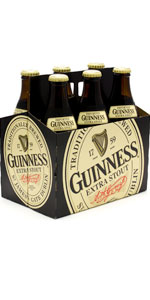 Guinness Stout 12oz 6 Pack Bottles