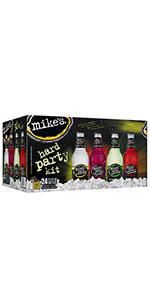 Mikes Hard Lemonade Variety 24 Pack Bottles