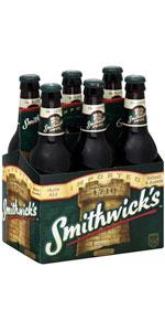 Smithwicks Irish Ale 6 Pack 12oz Bottles