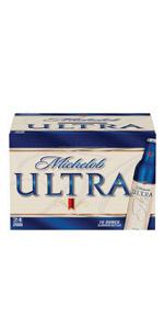 Michelob Ultra Loose Case 24 Pack Bottles