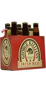 Killian Irish Red 6 Pack Bottle