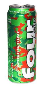 Four Loko Watermelon 23.5oz Can