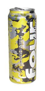 Four Loko Lemonade 23.5oz Can