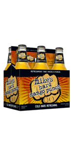 Mikes Hard Mango Punch 6 Pack Bottles