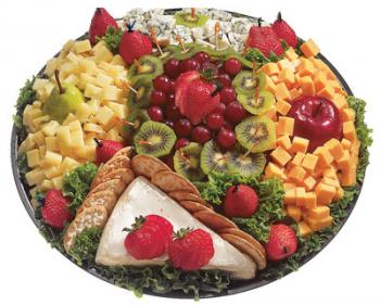 Gourmet Cheese And Fruit Platter (Serves 15-20)  sc 1 st  ShopRite Wines \u0026 Spirits & Gourmet Cheese And Fruit Platter (Serves 15-20) Local Delivery Italy ...