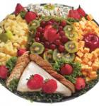 Gourmet Cheese And Fruit Platter (Serves 15-20)