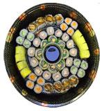 Sakura Sushi Platter 52 Pieces (Serves 8-10)